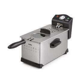 Friteuse électrique inox 3 L - DOMO DO462FR