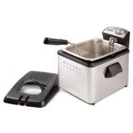 Friteuse électrique inox 4 L - DOMO  DO467FR