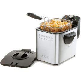 Friteuse électrique inox 4 L - DOMO  DO507FR