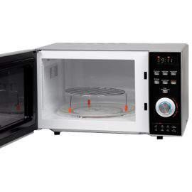 Four micro-ondes combiné noir 23 L 1200 W - DOMO DO2723CG