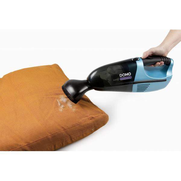 aspirateur main ramasse miettes sans fil domo do211s festihome. Black Bedroom Furniture Sets. Home Design Ideas