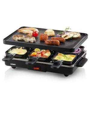 Raclette gril 6 personnes - DOMO DO9188G