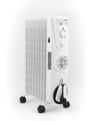 Radiateur bain d'huile - 2500 W - DOMO DO7319R