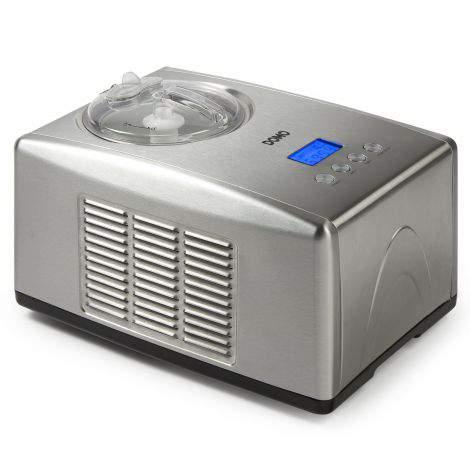 Sorbetière - Turbine à glace - LCD - Cuve 1,5 L - DOMO DO9066I