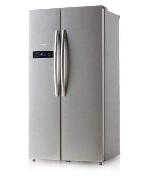 Réfrigérateur américain inox A+ 527 L – DOMO DO930SBS