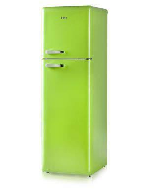 Réfrigérateur congélateur vintage vert 252 L – DOMO DO919RKG