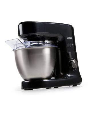 Robot pâtissier 4 L 700 W noir – DOMO DO9111KR