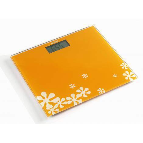 Pèse-personne électronique en verre - portée 150kg - graduation 100g