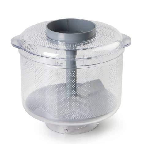 Epluche pommes de terre DOMO DO9072KR-P pour robot pâtissier