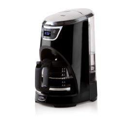 Cafetière programmable 12 tasses noire - Boretti B410