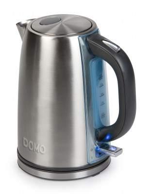 Bouilloire inox 1.7 L - DOMO DO448WK