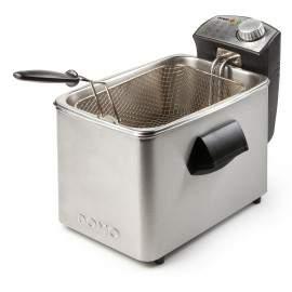 Friteuse électrique inox 3 L - DOMO DO457FR