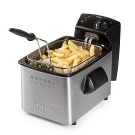 Friteuse électrique inox 3 L - DOMO DO464FR