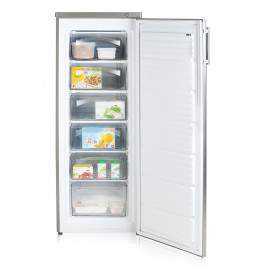 Congélateur armoire inox 147 L – DOMO DO924DV