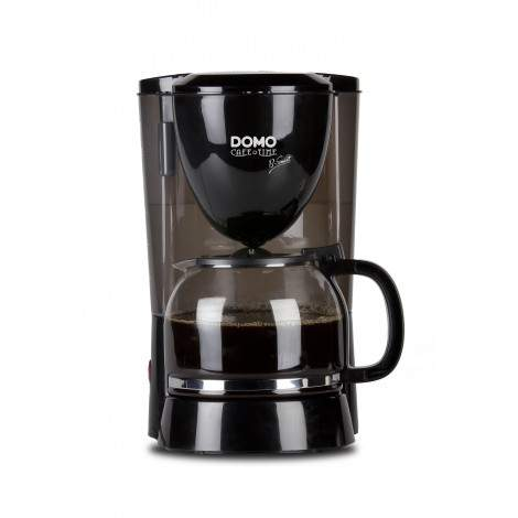 Cafetière programmable - 12 tasses - B-Smart noir - DOMO DO472K