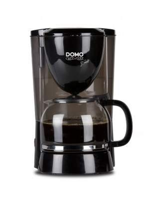 Cafetière à filtre 12 tasses noire B-Smart - DOMO DO472K