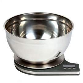 Balance de cuisine argent 5 kg  - DOMO DO9095W