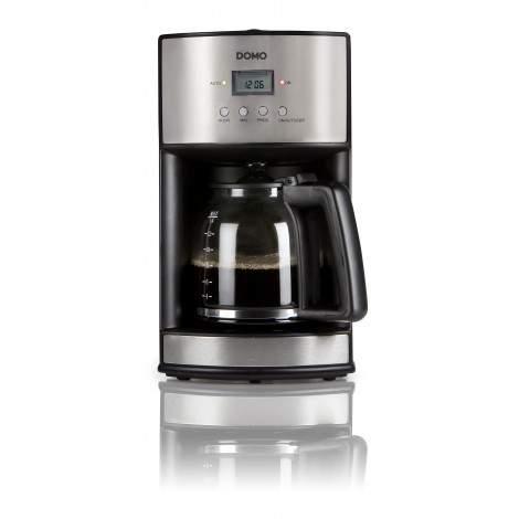 Cafetière - 14 tasses - 1,8L - inox brossé - DOMO DO473K