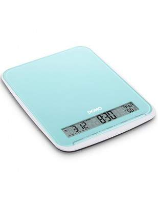 Balance de cuisine bleu 10 kg  - DOMO DO9108W