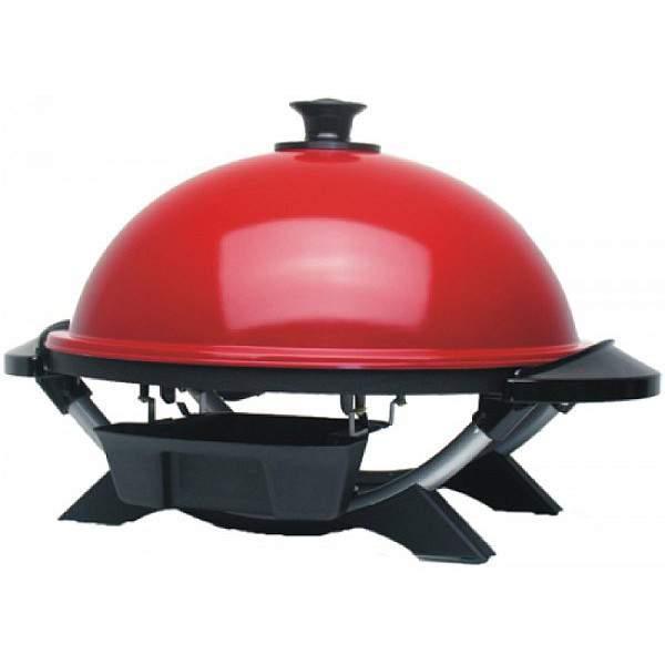 barbecue lectrique int rieur ext rieur domo do9049bq festihome. Black Bedroom Furniture Sets. Home Design Ideas