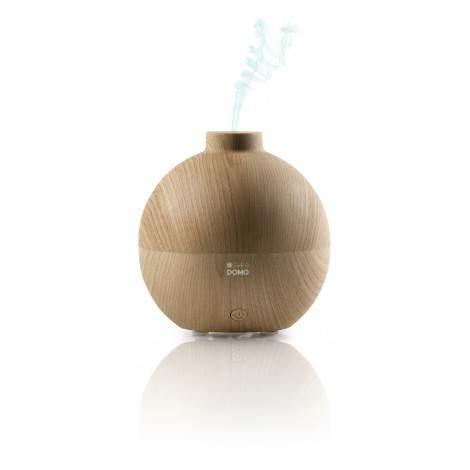 Diffuseur d'huiles essentielles - aspect bois - DOMO DO9210AV