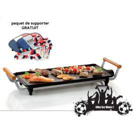 Plancha électrique teppanyaki 2100 W Pack Supporter - DOMO DO8307TP