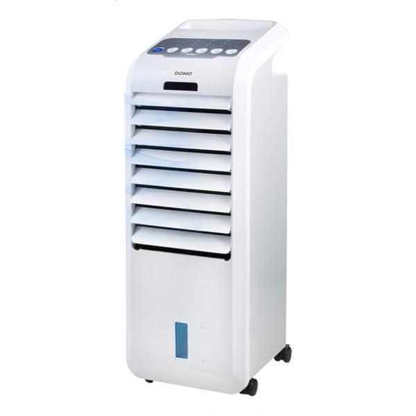 rafra chisseur d 39 air ventilateur humidificateur 55 w domo do153a festihome. Black Bedroom Furniture Sets. Home Design Ideas