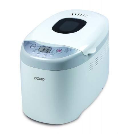 Machine à pain - 750/1000/1250gr - 12 prog - 600W - DOMO B3958