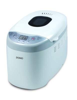 Machine à pain 750-1000-1250 g 11 prog. - DOMO B3958