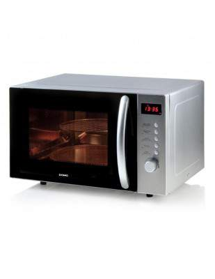 Four micro-ondes combiné inox 23 L 1200 W - DOMO DO2332CG