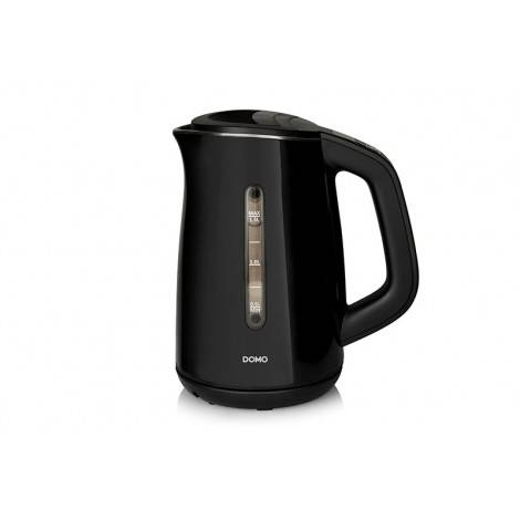 Bouilloire noire - 1.5L - 2200W - DOMO DO9016WK