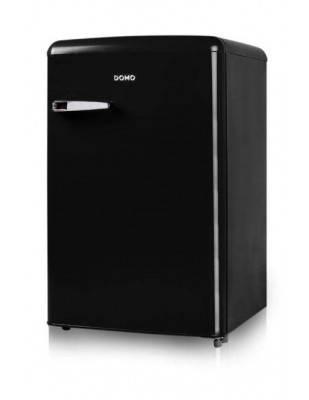 Petit réfrigérateur vintage noir 106 L – DOMO DO980RTKZ