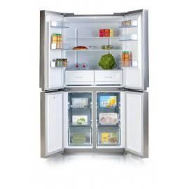 Réfrigérateur américain inox A+ 469 L – DOMO DO932SBS