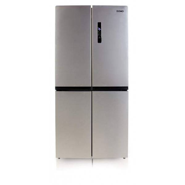 Bien choisir un frigo - Réfrigérateur américain DOMO DO932SBS