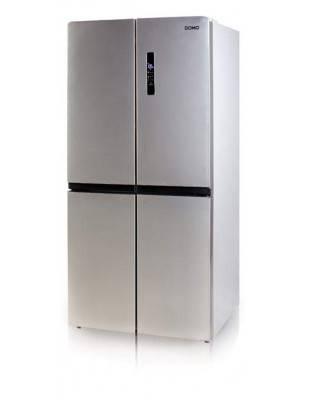 Réfrigérateur américain inox F 469 L – DOMO DO932SBS