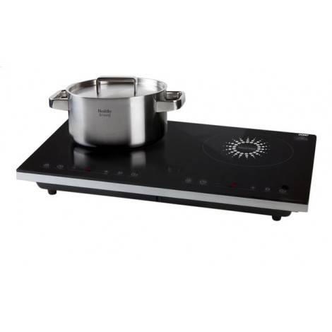 Plaque induction 2 feux 3500 W - DOMO DO326IP