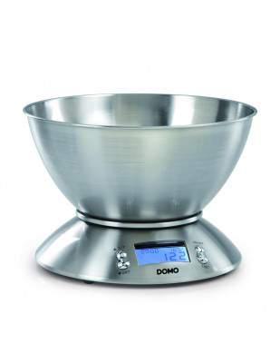 Balance de cuisine inox max 5 kg - DOMO DO9086W