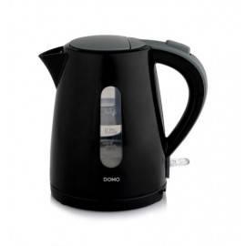 Bouilloire électrique 1 L noire - DOMO DO9198WK