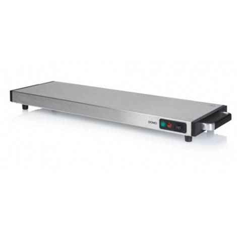 Chauffe-plat électrique sans fil inox - DOMO DO9202WP
