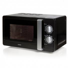 Micro-ondes 20 L 700 W noir - DOMO DO2420