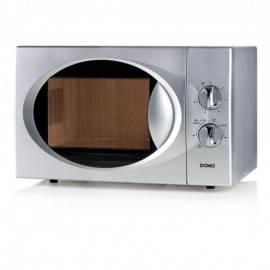 Micro-ondes 23 L 700 W gris - DOMO DO2423