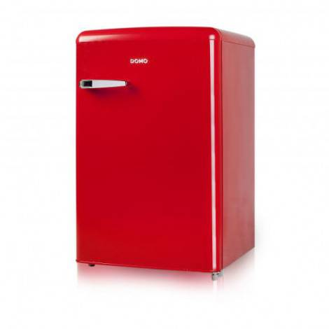 Mini frigo rétro rouge A++ 121 L - DOMO DO981RTKR