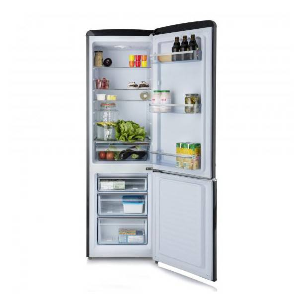 Bien choisir un réfrigérateur congélateur festihome - DOMO DO982RKZ