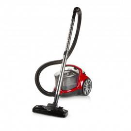 Aspirateur sans sac 700W Rouge - DOMO DO7292S