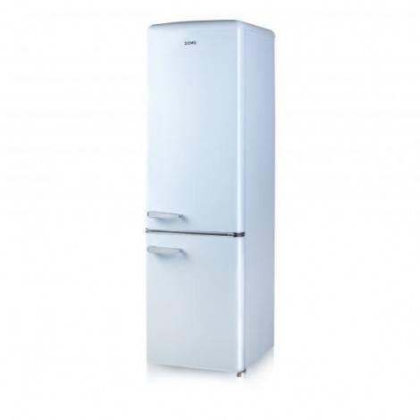 Réfrigérateur congélateur vintage bleu 244 L A++ – DOMO DO982RKB