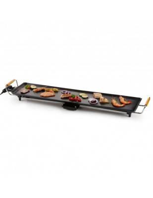 Plancha électrique Teppanyaki XXL - 90x22cm - 1800W - DOMO DO8306TP