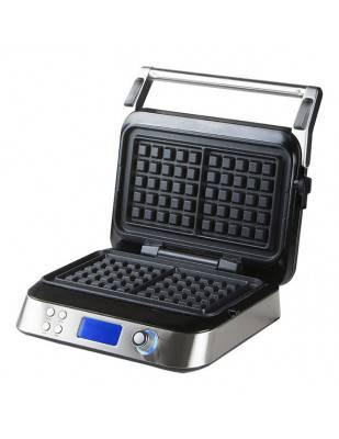 Gaufrier 1600W avec écran numérique - DOMO DO9219W