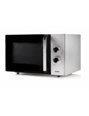 Micro-ondes inox 30 L 900 W - DOMO DO3030