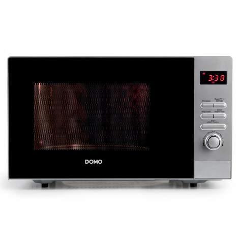 Micro-ondes - 23L– 10 programmes - 800W - DOMO DO2923