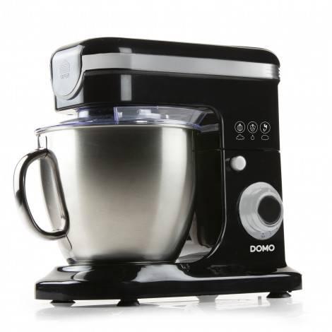Robot pâtissier 6 L 1200 W noir - DOMO DO1023KR
